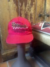 Vintage Budweiser Clydesdale Beer Trucker Hat one size fits all