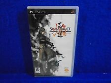 psp SHINOBIDO Tales Of The Ninja A Stealth Game Playstation PAL UK REGION FREE