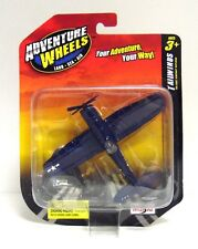 "MAISTO TAILWINDS ""BLUE"" U. S.  F4U-1D CORSAIR WW 2 AIRPLANE"