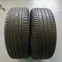 2x Pirelli P Zero Seal Inside 245/35 R20 95Y DOT 1417 6 mm Sommerreifen