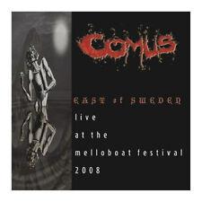 """Comus: """"East Of Sweden""""  (Live at Melloboat)  /  CD"""