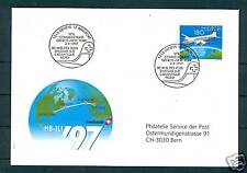 Air Mail - Swissair 1997 - HB - ILI '97