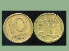 ISRAEL 10 agorot   1973
