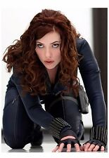 PHOTO IRON MAN 2 - SCARLETT JOHANSSON  - 11X15 CM  #1 (FAIRE OFFRE)