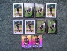 (10)CHRIS SALE RC LOT- 2010 BOWMAN DRAFT, 2011 BOWMAN #220, 2011 PLATINUM #35