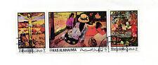 Emiratos Árabes Pintura Gauguin (BU-175)