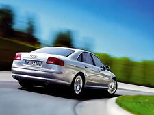 Audi Werksfoto 2002 Original Audi A8 Foto press photo Pressefoto Nr. 03 18x24 cm