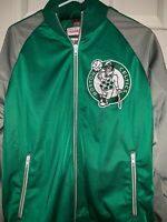 Boston Celtics Mitchell N Ness Track Jacket (MINT) Never Worn SIZE-MEDIUM