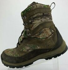 Danner High Ground 8' Realtree Xtra Hunting Boots Multicolor Camouflage Mens 11