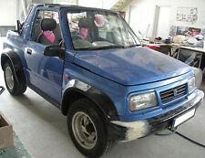 Large fender flares wheel arches for SUZUKI VITARA (ESCUDO) 2-door 1989- 1998
