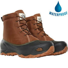North Face Tsumoru Mens Brown Lace Up Waterproof Walking Boots Size UK 7-10
