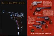 Interarms 1983 Gun Catalog