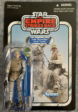 STAR WARS ESB Luke Hoth Outfit VC95 VC 95 Vintage Collection Unpunched C9.5 MOC