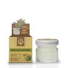 KHAOKHO TALAYPU Pure Natural Aloe Vera 100 % (1x25ml) Free Shipping