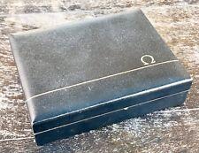 OMEGA Watch Box Vintage 60's Constellation Pie Pan Seamaster 300 Speedmaster 321