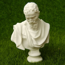 Bust of Michelangelo Daniele Sculpture Miniature Replica Reproduction Art Toy