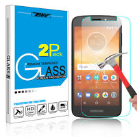 For Motorola Moto E5 Play/E5 Cruise 9H Tempered Glass Screen Protector HD Film
