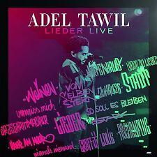 ADEL TAWIL - LIEDER-LIVE 2 CD NEU