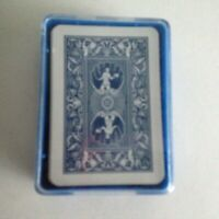 """Vintage Hoyle Miniature Playing Cards 2.5"""""""
