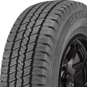 LT235/80R17 / 10 Ply General Grabber HD Tires 120/117 R Set of 2