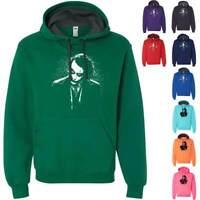 Heath Ledger The Joker Graphic Pullover Hoodies Sweatshirts