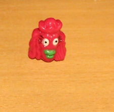 Dracco Heads Series 1 Painted #20 THE PRINCESS Red ULTRA RARE