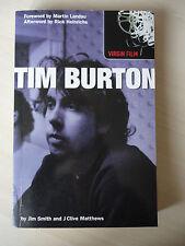 Tim Burton by Jim Smith, Clive Matthews (Paperback, 2002)