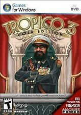Tropico 3: Gold Edition (PC, 2010)