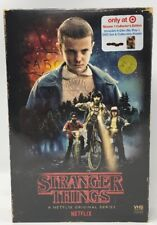 Stranger Things Netflix Original Series Season 1 DVD/ Bluray Collector's Edition