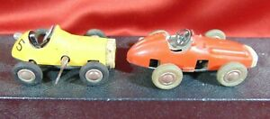 Vintage Schuco Micro Racer 1043 Mercedes & 1041 Made in West Germany Lot of 2