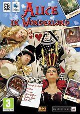 Alice In Wonderland (Pc Dvd) Nuevo Sellado