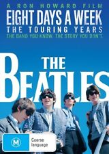 The Beatles - Eight Days A Week - Touring Years (DVD, 2016)