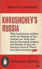 EDWARD CRANKSHAW KHRUSHCHEV'V RUSSIA