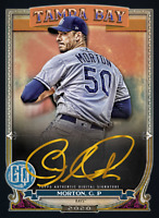 2020 Topps BUNT Charlie Morton Gypsy Queen S2 GOLD Signature ICONIC DIGITAL CARD