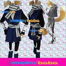 Game Fire Emblem Fates IF Nishiki Kaden Cosplay Costume Cos clothes with tail