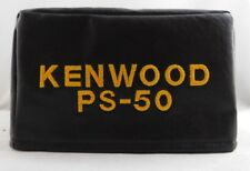 Kenwood PS-50 Ham Radio Amateur Radio Dust Cover