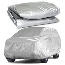 Full Car Cover Breathable In Out Door Anti Dust Rain Snow UV For SUV L Van Truck