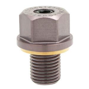 Magnetic Oil Sump Pan Drain Plug M12x1.25 for Nissan 300ZX 350Z 370Z Fairlady Z