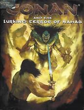 CONAN - Lurking Terror of Nahab *RPG*