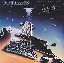 CD THE OUTLAWS - Ghost Riders + 4 Live Bonus Tracks / Southern Rock