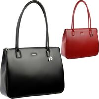 PICARD Damen Handtasche Leder Shopper Tasche Schultertasche Lady Bag Promo Five