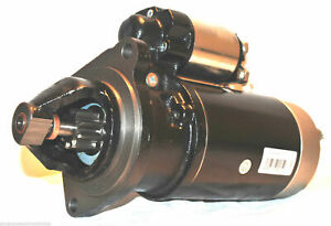 Starter motor to suit New Holland, Fiat, Iveco Laverda 12v, 9T, 3kw LRS847 S0847