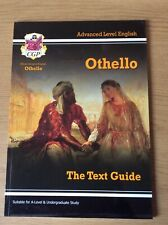 A-Level English Text Guide - Othello (Text Guides) (CGP A-Level ... by CGP Books