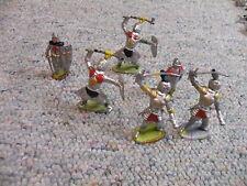 Charbens? Cherilea? Starlux? 1/32 54mm Mediaeval Knights Lot 1
