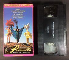 VHS Screening Copy Priscilla Queen Of The Desert Cult Movie Guy Pearce B. Hunter