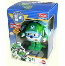 "ACADEMY 83169 ROBOCAR POLI Transforming Toy Robot Series ""HELI"" 3.9in"
