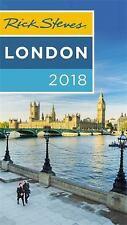 Rick Steves London 2018 (Paperback or Softback)