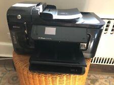 HP OfficeJet 6500A Plus E710n All-In-One Inkjet Printer w/some cartridges bundle