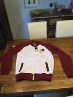 NEW NFL Washington Redskins jacket, Trainingsjacke, RAR, original , Size L