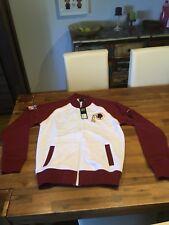 New NFL Washington REDSKINS Jacket, Training Veste, RAR, original, Size L